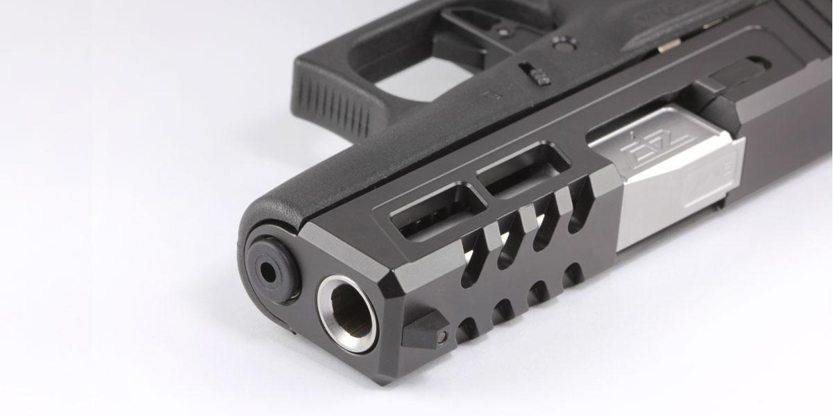 Custom Glock Slides - The Tactical Store - Guns - Rifles - Ammo